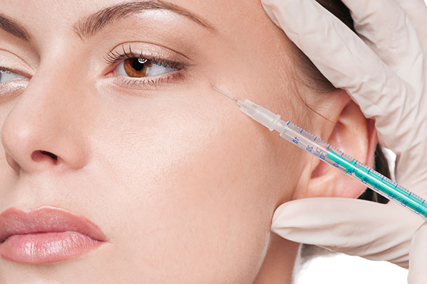 Botox treatment at our practice in Chiswick, London