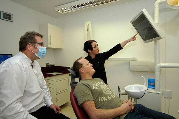 Cerec Treatment