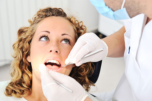 Dental treatment at the Wellesley